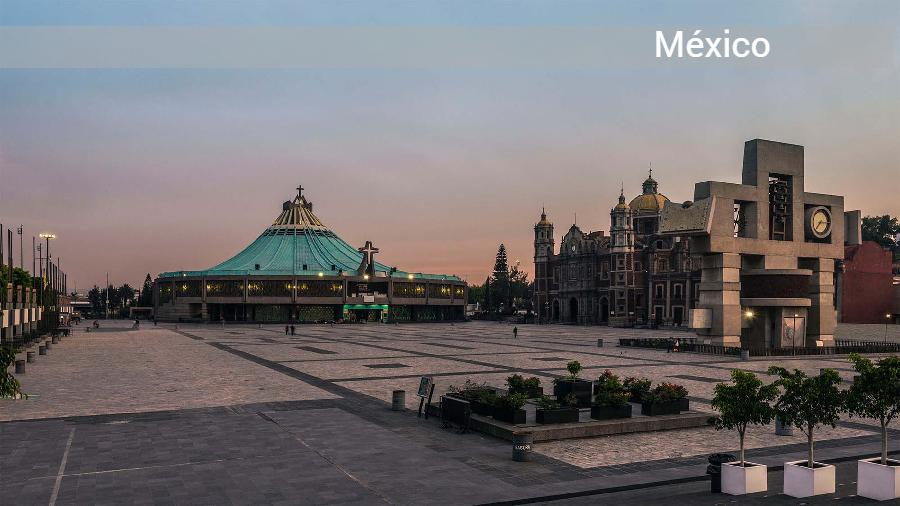 MEX-BASÍLICA DE GUADALUPE-OPERANDOVIAJESYTURISMO